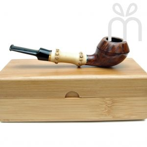 Handmade Exclusive Smoking Pipe ( Bamboo Series )