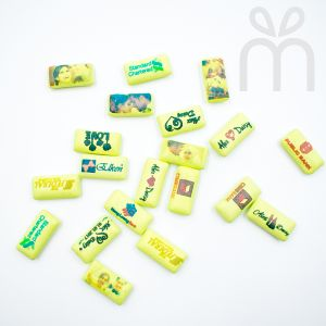 Personalized Custom Print Wrigley Chewing Gum