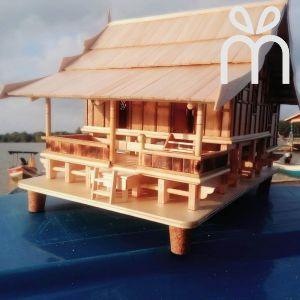 Replika Rumah Tradisional Terengganu