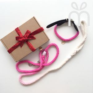 Handmade Pet Leashes and Collars