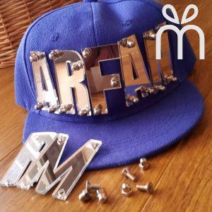 Name on Flat Cap ( Kids)  hiphop