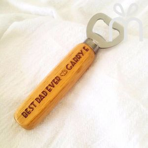 Personalised Wooden Opener