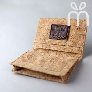 Personalised Cork Card Holder
