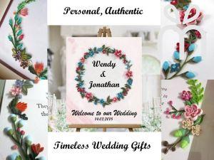 Wedding Garland Series : Serene Forest
