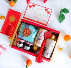Healthy Wealthy Chinese New Year 2021 Gift Set