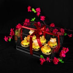 NiuB Cupcake (CNY Buttercream Cupcake) - 2021 Chinese New Year