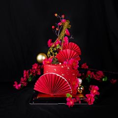 Oriental Ruby Cake - 2021 Chinese New Year CNY