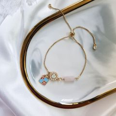 CNY Special ~ Bracelet (Light Blue)