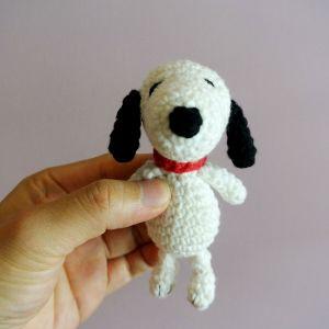 Crochet Snoopy Amigurumi