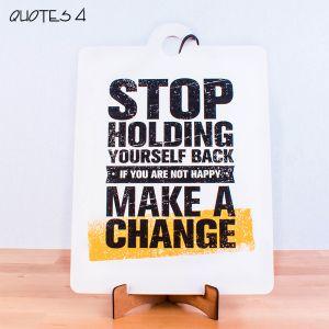 Quote Board