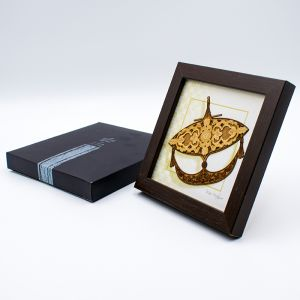 Mini Frame with Layered Picture