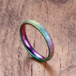Personalised Rainbow Ring
