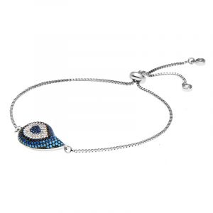 Luna Teardrop Eyes Bracelet
