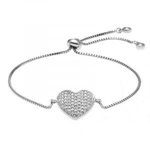 Luna Adore Adjustable Chain Bracelet