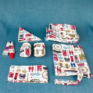 Handmade Exclusive Baby Set