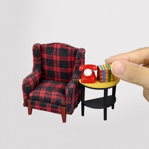 Pocohouze- 1503 Highback Chair Set
