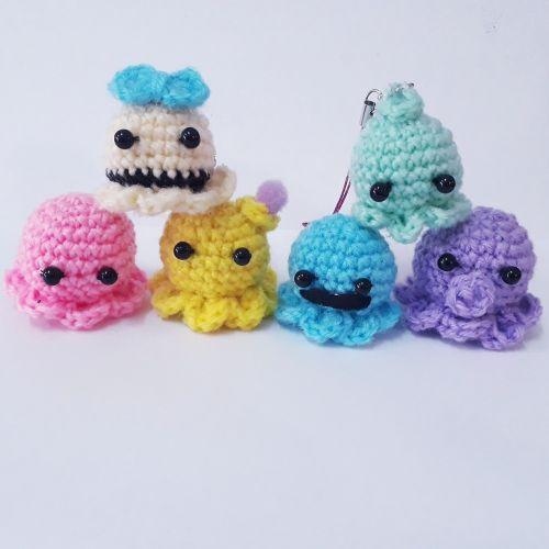 Handmade Octopus Crochet