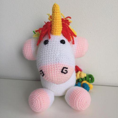 Yuffie The Unicorn