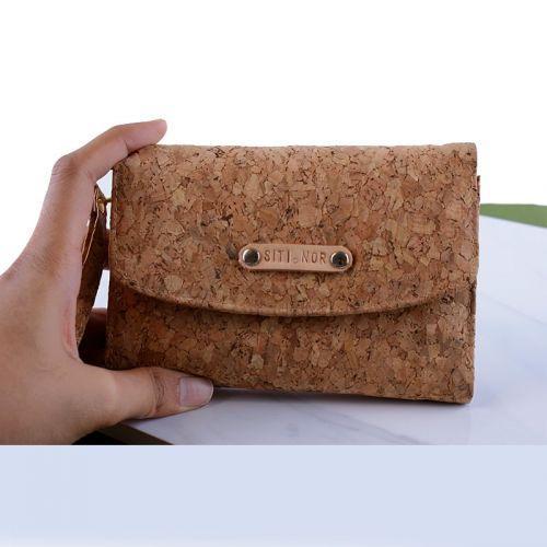 Personalised Cork Wallet - MMP020