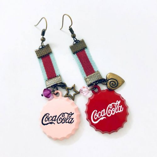 Cola Fever Earrings (3 Designs Available)