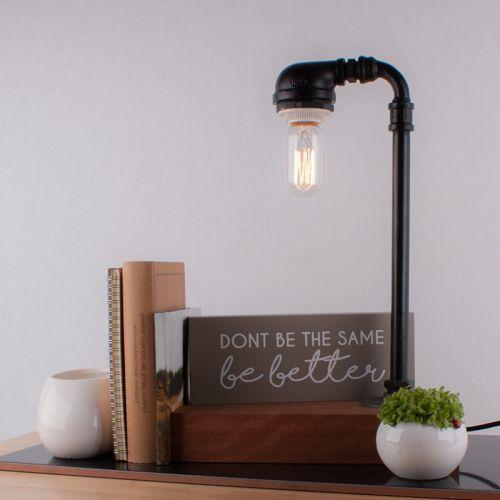 Telephone Table Lamp