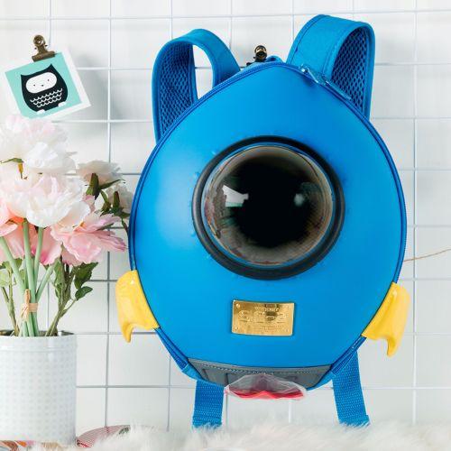 Qbag Rocket Backpack for Kids