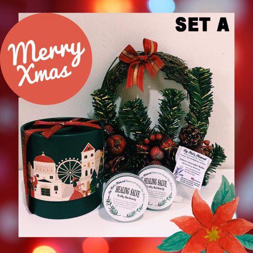 Kel's Natural Christmas Set Gift