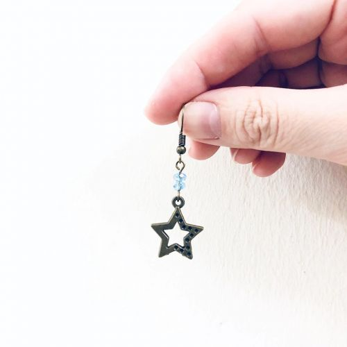 Starry Night Earrings (3 Designs Available)