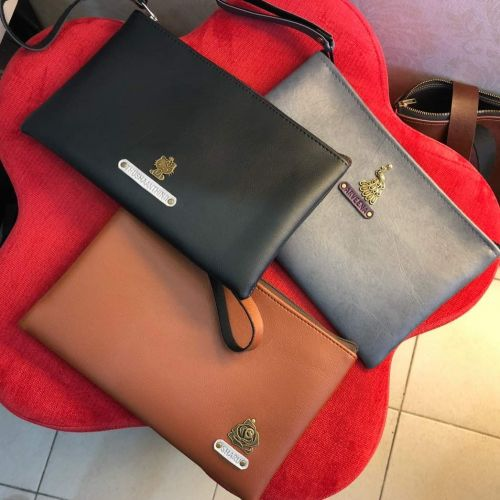 Personalized I-Pad Sized Bag