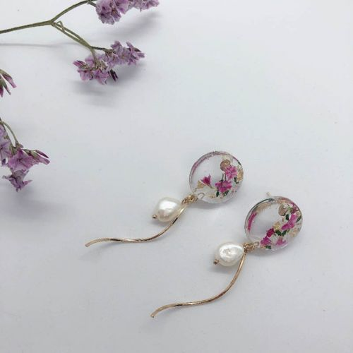 Elegantly Spring Earrings
