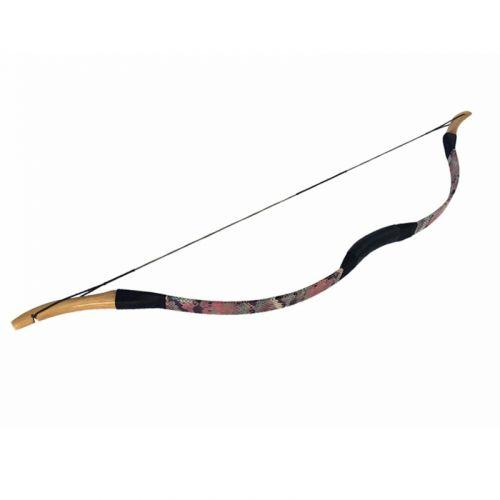 Handmade Traditional Bow Anak Awan 30 - 50lbs Snakeskin Finishes