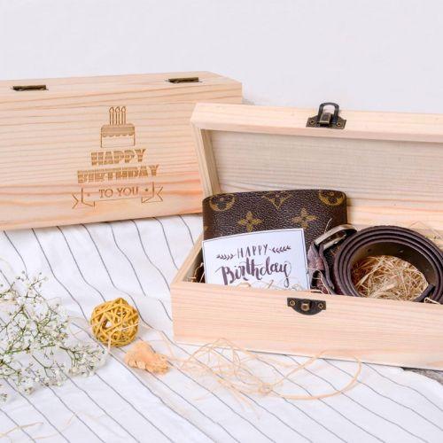 Wooden Keepsake/Storage Box
