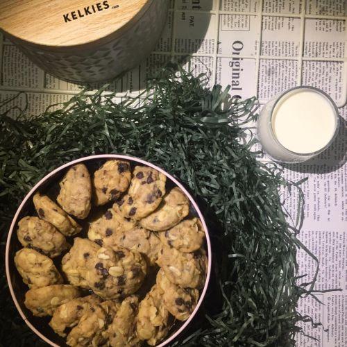 Kelkies in Can【Chocolate Chips Cookies】