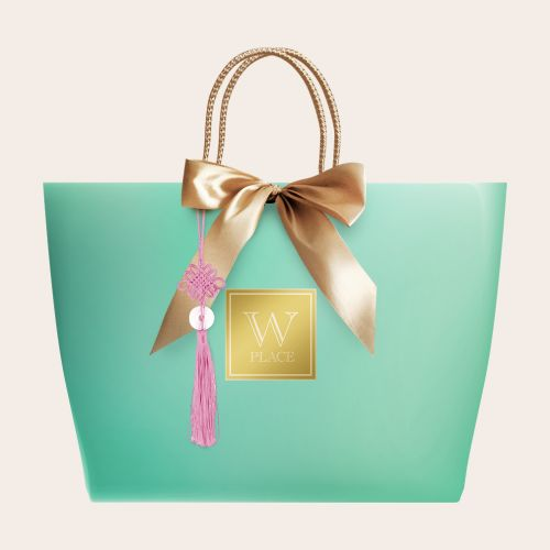 4 PACK SPECIAL | Green Color Paper Bag