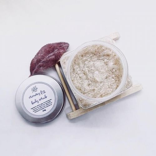 Creamy Fig Body Scrub