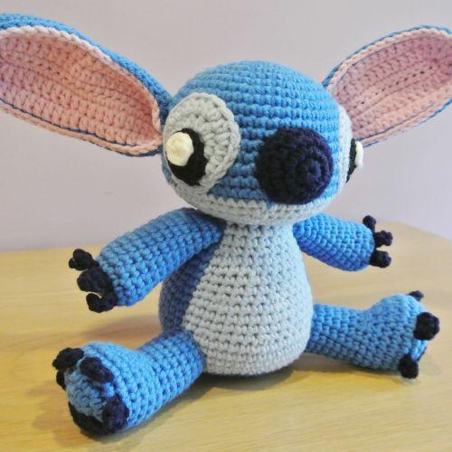 Crochet Stitch Amigurumi