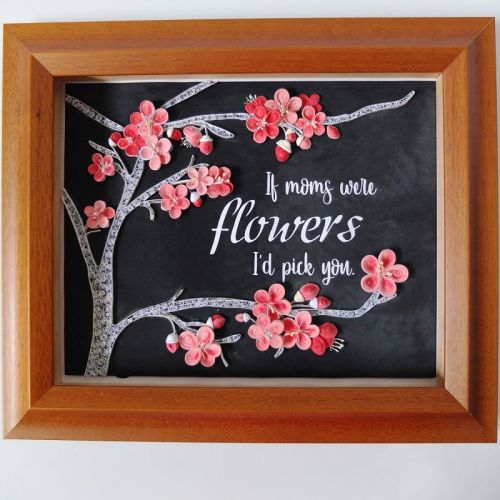 Cherry Blossoms for Mom