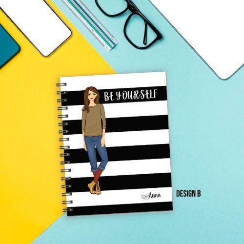 Customized Theme Notebook