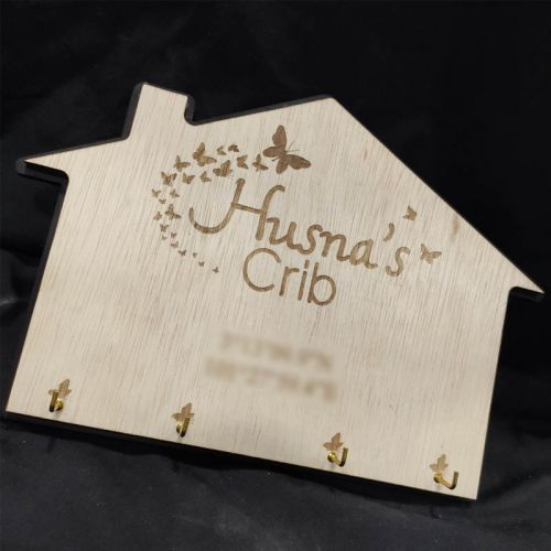Personalised Home Key Holder