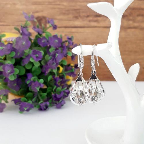 Diamante Earring