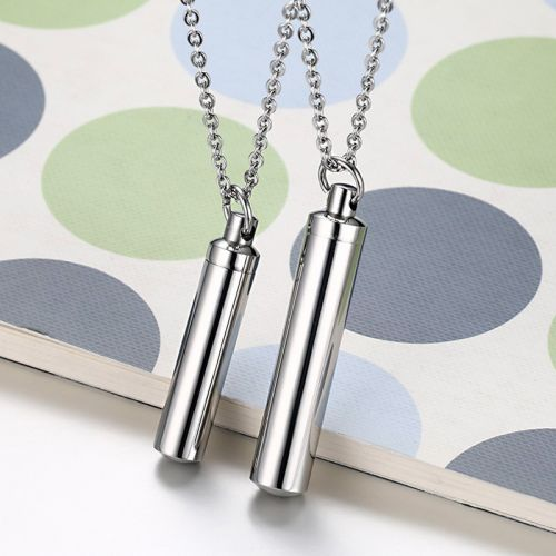 Personalised Stainless Steel Necklace