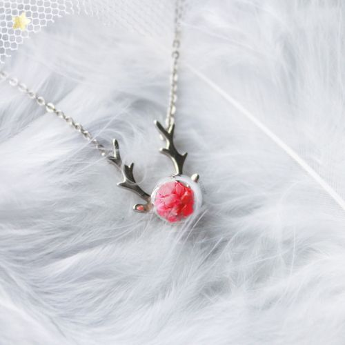 Reindeer Series Necklace