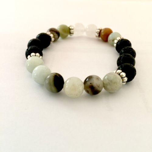 Handmade Amara Diffuser Bracelet