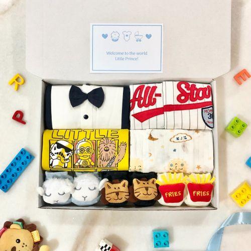 Gift Box C | Newborn Baby Boy