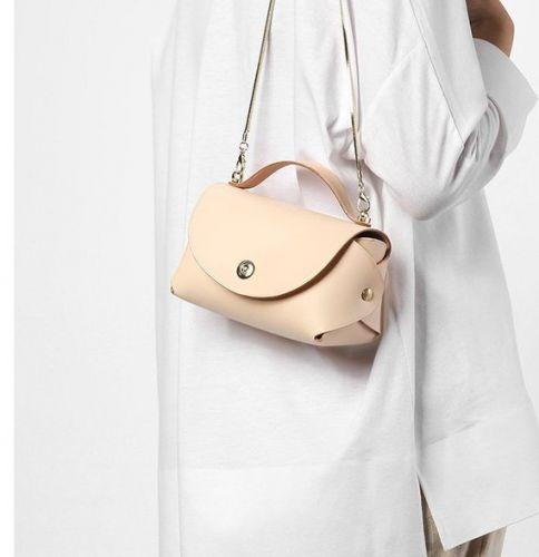 Mini minimalist clutch bag