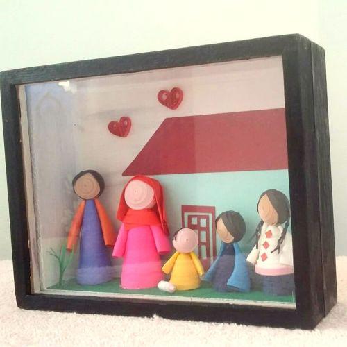 Miniature family