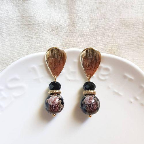 TC18 (Earring) ~ Tensha Collection