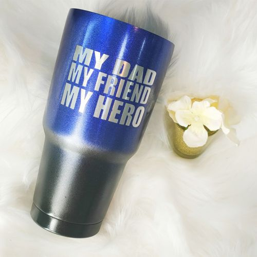 FATHER'S DAY 30 Oz Stainless Steel Tumbler