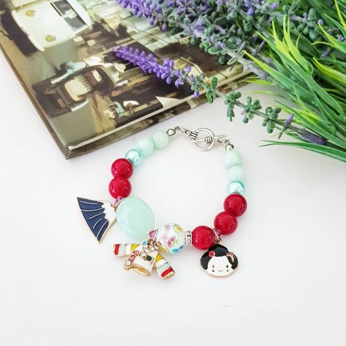 Love in Japan Bracelet