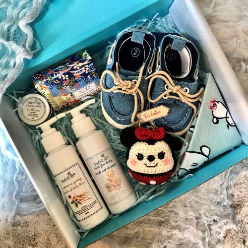 Joy Gift Set (for baby boy)
